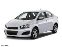 FUEL EFFICIENT 35 MPG Hwy/25 MPG City! CARFAX 1-Owner.