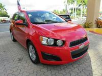 Options:  2015 Chevrolet Sonic Lt Auto 4Dr