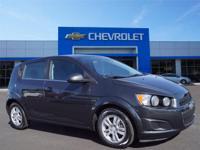 Options:  2015 Chevrolet Sonic Lt Miles: 39026Color: