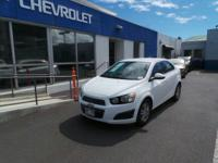 Huge Labor Day Sale Going On Now. 2015 Chevrolet Sonic