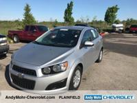 Priced below KBB Fair Purchase Price!  Chevrolet Sonic