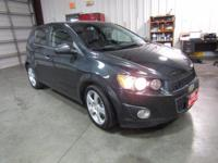 New Price! 2015 Chevrolet Sonic LTZ Gray 2015 Chevrolet
