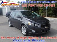 Only 22,105 Original Miles!! This 2015 Chevrolet Sonic