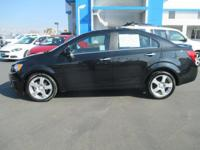 Options:  2015 Chevrolet Sonic Ltz|Ltz|4Dr Sdn Auto