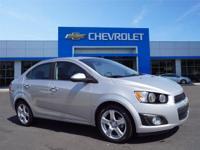 Options:  2015 Chevrolet Sonic Ltz Miles: 41399Color: