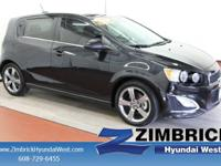 ZIMBRICK CERTIFIED PRE-OWNED, CARFAX 1-Owner. Black