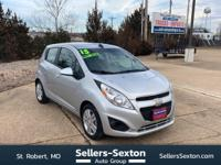 This 2015 Chevrolet Spark LT is proudly offered by