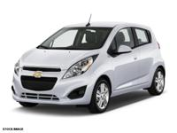 2015 Chevrolet Spark 1LT with Automatic Transmission,