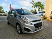 Options:  2015 Chevrolet Spark 1Lt Cvt 4Dr