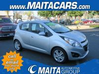 Options:  2015 Chevrolet Spark Lt|Silver Ice