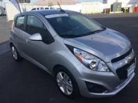 Look at this 2015 Chevrolet Spark LT. Its Automatic