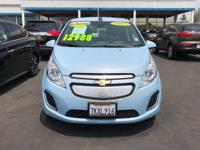 Options:  2015 Chevrolet Spark Ev Lt|Electric