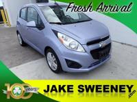 Meet our GM Certified 2015 Chevrolet Spark. This