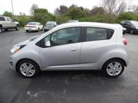 Come see this 2015 Chevrolet Spark LS. Its Automatic