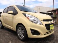 This 2015 Chevrolet Spark 4dr LS Hatchback 4D features