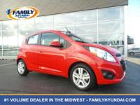 Look at this 2015 Chevrolet Spark LS. Its Manual