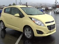 Spark LS, 4D Hatchback, ECOTEC 1.2L I4 MPI DOHC,
