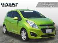This 2015 Chevrolet Spark LS at Century Chevrolet is