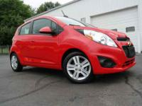 Come see this 2015 Chevrolet Spark LT. It has an