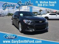 Options:  2015 Chevrolet Ss Base|No Games|Just