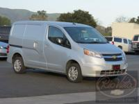2015 Chevrolet City Express Cargo Van, comes equipped