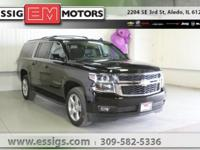 Recent Arrival! 2015 Chevrolet Suburban LT Black **ONE