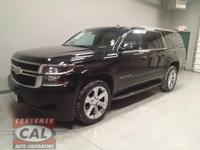 Options:  2015 Chevrolet Suburban 4Wd 4Dr Ls|4-Wheel