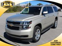 This one owner Carfax verified 2015 Suburban Lt was