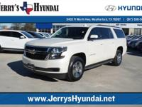 This 2015 Chevrolet Suburban LT w/Navigation is proudly
