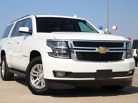 Check out this gently-used 2015 Chevrolet Suburban we