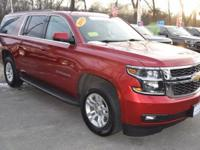 Just in...loaded up Suburban LT with power moon roof,