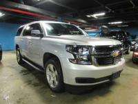 NICE! NEW BODY STYLE SUBURBAN IN SILVER WITH GRAY