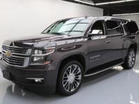 This awesome 2015 Chevrolet Suburban comes loaded with