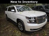 Suburban... LTZ... 4WD... 5.3 V8... 6-Speed