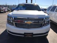 Boasts 22 Highway MPG and 15 City MPG! This Chevrolet