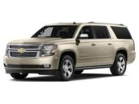 Outstanding design defines the 2015 Chevrolet Suburban