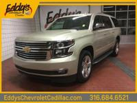 This 2015 Chevrolet Suburban LTZ is offered to you for