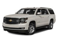 Options:  2015 Chevrolet Suburban Ltz|White/|V8 5.3L