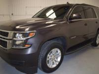 Check out this gently-used 2015 Chevrolet Tahoe we