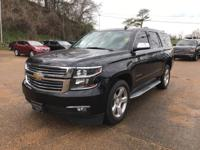 2015 Chevrolet Tahoe LTZ RWD 6-Speed Automatic