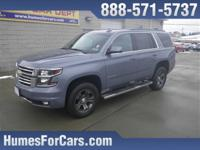 Checkout this Humes 2015 Slate Gray Metallic Chevrolet