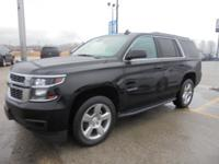 SELLER COMMENTS: The 2015 Chevrolet Tahoe deserves