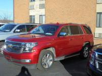 SELLER COMMENTS: The 2015 Chevrolet Tahoe's standard