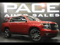 LTZ-4WD!! NAVIGATION!! SUNROOF!! TOUCHSCREEN WITH