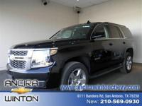 This new Chevrolet Tahoe LS is now for sale in San