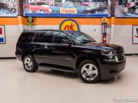 2015 Chevrolet Tahoe LS  BLACK 2015 Chevy Tahoe LS with