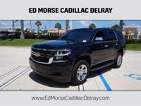 LOW MILEAGE   *****The 2015 Chevrolet Tahoe is ranked