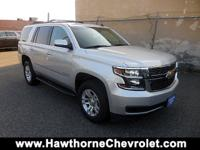 CERTIFIEDCarfax One Owner 2015 Chevrolet Tahoe LS 4WD