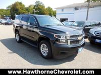 Carfax One Owner 2015 Chevrolet Tahoe LS 4WD SUV