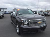Green 2015 Chevrolet Tahoe LS 4WD 6-Speed Automatic